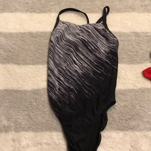 TYR racing swimsuit